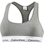 Calvin Klein Bustier Damen grau