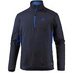 Salomon Discovery Funktionsshirt Herren dunkelblau/blau