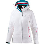 Salomon Brilliant Skijacke Damen weiß