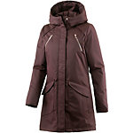 Elvine Kate Parka Damen bordeaux