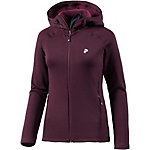 Peak Performance Waitara Fleecejacke Damen rotbraun