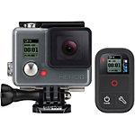 GoPro Kamera schwarz