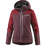 VAUDE Golliat Funktionsjacke Damen pflaume