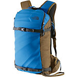 The North Face Slackpack 20 Pro Tourenrucksack blau/braun
