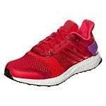 adidas Ultra Boost ST Laufschuhe Damen rot / weiß / pink