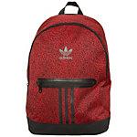 adidas Essential Knit Daypack rot / schwarz
