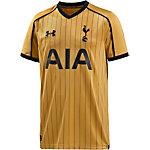 Under Armour Tottenham 16/17 CL Fußballtrikot Herren gold