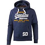 Superdry Sweatshirt Herren dunkelblau