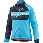 SCOTT Fahrradjacke Damen blau/blau