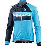 SCOTT RC AS Fahrradtrikot Damen türkis/blau