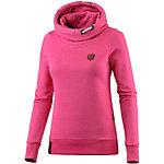 Naketano Ralle Rizzo Pimped II Sweatshirt Damen pink melange