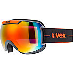 Uvex downhill 2000 FM Skibrille orange/schwarz