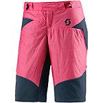SCOTT Bike Shorts Damen blau/pink