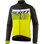 SCOTT RC AS L/SL Fahrradtrikot Herren gelb/schwarz
