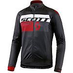 SCOTT RC AS SL Fahrradtrikot Herren schwarz/rot