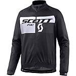 SCOTT Fahrradjacke Herren schwarz/grau