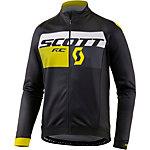 SCOTT RC AS SL Fahrradtrikot Herren schwarz/gelb