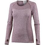 Nike Dri-Fit Knit Laufshirt Damen violett