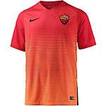 Nike AS Rom 16/17 CL Fußballtrikot Herren rot