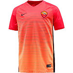 Nike AS Rom 16/17 CL Fußballtrikot Kinder rot