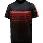 Nike Squad Funktionsshirt Kinder schwarz/orange