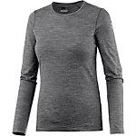 Icebreaker Oasis Unterhemd Damen grau