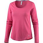 Under Armour Threadborne Streaker Laufshirt Damen pink