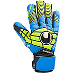 Uhlsport ELIMINATOR SOFT HN COMP Torwarthandschuhe Herren schwarz/blau/power grün