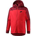 Nike NSW AW15 Kapuzenjacke Herren rot