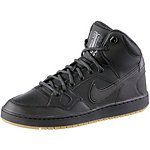 Nike Son of Force Mid Sneaker Herren schwarz