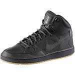 Nike Son of Force Mid Sneaker Herren schwarz