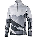 Bogner Fire + Ice Berto 2 Funktionsshirt Herren schwarz/allover
