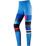 adidas Wow Drop Tights Damen blau
