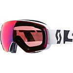 SCOTT LCG Compact Skibrille weiß