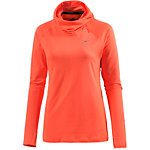 Nike Element Laufhoodie Damen orange