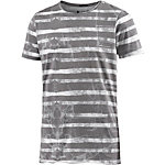Jack & Jones T-Shirt Herren beige/grau