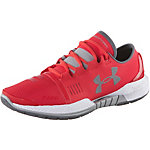 Under Armour Speedform AMP Fitnessschuhe Damen rot