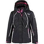 CMP Skijacke Mädchen schwarz/pink