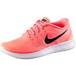 Nike Free Run Laufschuhe Damen apricot