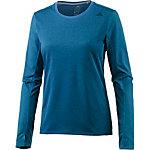 adidas Supernova Laufshirt Damen blau