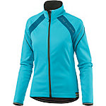 Gore Power Lady WS Fahrradjacke Damen blau