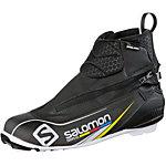 Salomon Equipe 9 Classic Pro Link Langlaufschuhe Herren schwarz