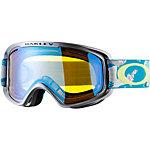 Oakley O2 XM Snowboardbrille gi camo aurora blue/hi yellow iridium