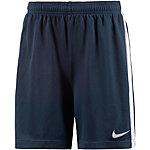 Nike Academy Funktionsshorts Kinder blau/weiß