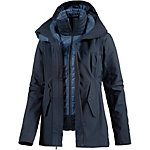The North Face Brownwood Triclimate Doppeljacke Damen navy