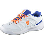 K-Swiss Ultrascendor Tennisschuhe Kinder weiß/blau/orange