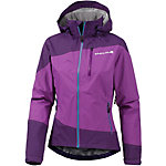 Endura Single Track Fahrradjacke Damen lila