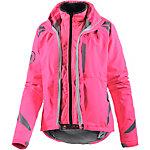 Endura Luminite 4in1 Fahrradjacke Damen pink/weiß