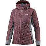 The North Face Thermoball Gordon Lyons Outdoorjacke Damen weinrot/grau