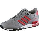 adidas ZX 750 Sneaker Herren grau/rot
